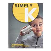 Master Books, Simply K Curriculum, Paperback, Grades PreK-K