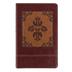 KJV Study Bible, Duo-Tone, Brown and Tan