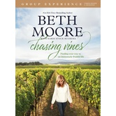 Chasing Vines Group Experience, by Beth Moore & Karin Buursma, Paperback