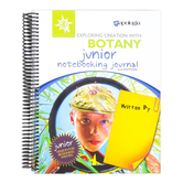 Apologia, Exploring Creation with Botany Junior Notebooking Journal, 2nd Edition, Spiral, Grades K-3