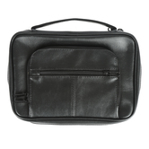 Dicksons, Deluxe Organizer Bible Cover, Black, Multiple Sizes Available