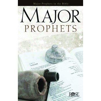 Major Prophets, by Rose Publishing, Pamphlet