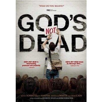 God's Not Dead, DVD