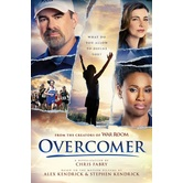Overcomer: What Do You Allow To Define You, by Chris Fabry, Paperback