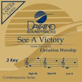 See A Victory, Accompaniment Track, As Made Popular by Elevation Worship, CD