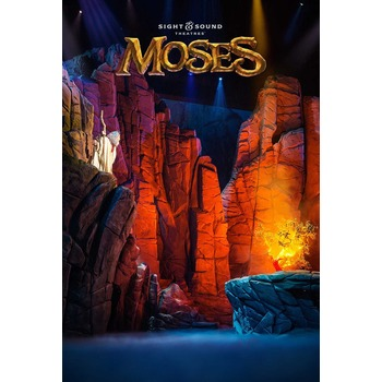 Moses: The Musical, by Sight & Sound, DVD