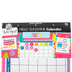 Schoolgirl Style, Hello Sunshine Calendar Bulletin Board Set, 94 Pieces