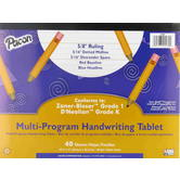 Handwriting Tablet - Grade 1