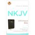 NKJV Gift and Award Bible, Paperback, Black