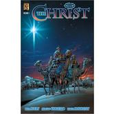 The Christ: Volume 1, by Ben Avery, Sergio Cariello, and Zach Matheny, Comicbook