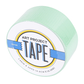 Mint Green Art Project Tape, 1 7/8 inches x 20 yards, 1 Roll