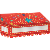 Teacher Created Resources, Red Marquee Awning, 24 x 12 1/2 x 8 Inches, 1 Piece