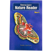 Christian Liberty Press,  Nature Reader Book 4, 3rd Edition, Paperback, 201 Pages, Grade 4