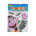 Sesame Street, Numbers with The Count Preschool Workbook, Paperback, 32 Pages, Ages 3-5