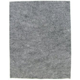 Renewing Minds, Charcoal Felt Rectangle, 9 x 12 Inches, 1 Piece