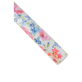 Brother Sister Design Studio, Gift Wrap Roll, Watercolor Flowers, 50 square feet