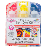 Tulip, Tie-Dye Kit, Psychedelic, 28 Pieces, Grades 2 and up