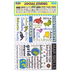 McDonald Publishing, Social Studies Chatter Charts, 11 x 17 Inches, Pack of 8, Grades 4-12