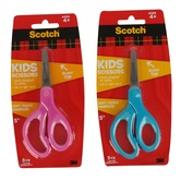 Westcott, Blunt Tip Scissors for Kids, Assorted Colors, 5 inches