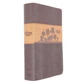 NIV Adventure Bible, Duo-Tone, Chocolate and Toffee
