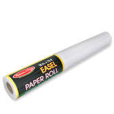 Melissa & Doug, Easel Paper Roll, Ages 2 Years and Older, 18 Inches x 75 Feet, 1 Roll