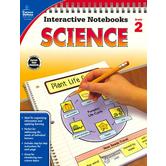 Carson-Dellosa, Interactive Notebook: Science, Grade 2