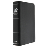 NIV Life Application Study Bible, Personal Size, Multiple Styles Available