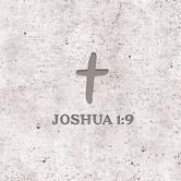 Renewing Faith, Faith & Fellowship Joshua 1:9 Napkins, Small, 5 Inches, Stone, Pack of 50
