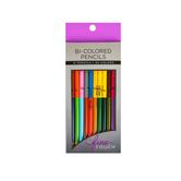 The Fine Touch, Bi-Colored Pencils, Box of 12