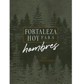Pre-buy, Forteleza Hoy Para Hombres: 365 Devociones, by Broadstreet, Paperback