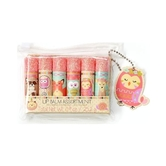 Simple Pleasures Assorted Lip Balms, 6 Pack