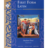Memoria Press, First Form Latin Text