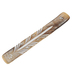 Striped Incense Holder, Plastic & Wood, Black & White, 10 1/4 x 1 1/2 inches