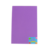 4Kids, EVA Foam Sheet, 18 x 12 inches, Purple