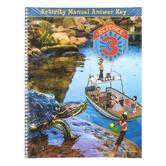 BJU Press, Science 3 Activity Manual Answer Key, 4th Edition, Grade 3