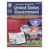 Carson-Dellosa, Interactive Notebook United States Government Resource Book, 64 Pages, Grades 5-8