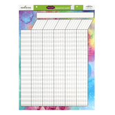 Retro Chic Collection, Customizable Incentive Chart, 17 x 22 Inches, 1 Each