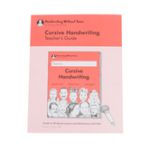 Handwriting Without Tears, Cursive Handwriting Teacher's Guide, Paperback, Grade 3
