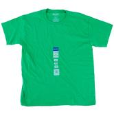 Gildan, Short Sleeve T-Shirt, Irish Green, Youth Medium 10/12, Pre-Shrunk Cotton, 1 Each