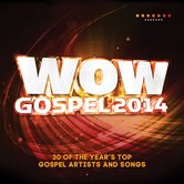 WOW Gospel 2014, by Various Artists, 2 CD Set