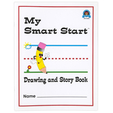 Teacher Created Resources, Smart Start Drawing and Story Book 1-2 Journal, 11 x 8.50 Inches, Grades 1-2