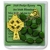 Irish Pocket Rosary