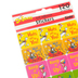 Eureka, Cat in the Hat Success Stickers, 1.37 x 1 Inch, Multi-colored, Pack of 120