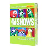 VeggieTales, All The Shows, Volume 1, 1993-1999, 5-Disc DVD Set