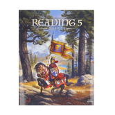 BJU Press, Reading 5 Student Text, 3rd Edition, Paperback, Grade 5