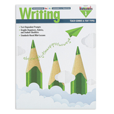 Newmark Learning, Meaningful Mini-Lessons and Practice Writing Resource Book 1, 128 Pages, Grade 1