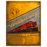 BJU Press, Vocabulary Level C Teacher's Edition, 3rd Edition, Paperback, 56 Pages, Grade 9