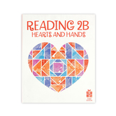 BJU Press, Reading 2B Student Text: Hearts and Hands, 3rd Edition, Grade 2