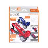 Hexbug, VEX Robotics Single Gear Racers Construction Set, 180+ Pieces, Ages 8 and up
