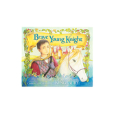 Brave Young Knight, by Karen Kingsbury, Hardcover